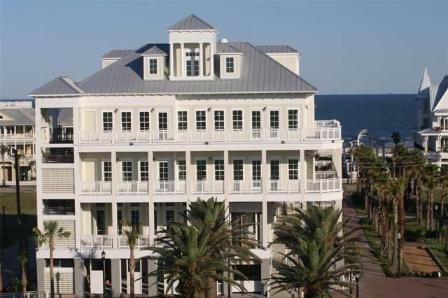 1625 E Beach Drive 4A, Galveston, TX 77550 (MLS #93831151) :: Green Residential