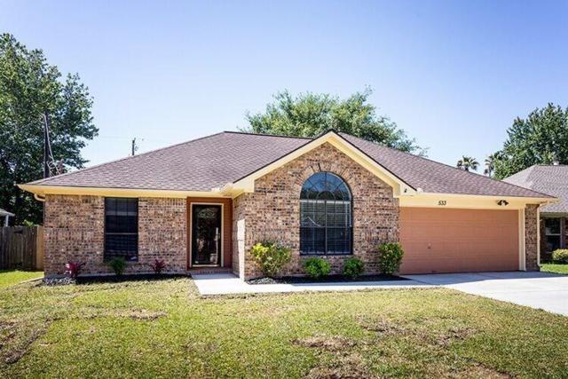 533 Quail Circle, Dickinson, TX 77539 (MLS #93831233) :: Texas Home Shop Realty