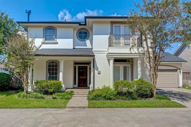 1470 Springrock Lane #6, Houston, TX 77055 (MLS #93847614) :: Connect Realty