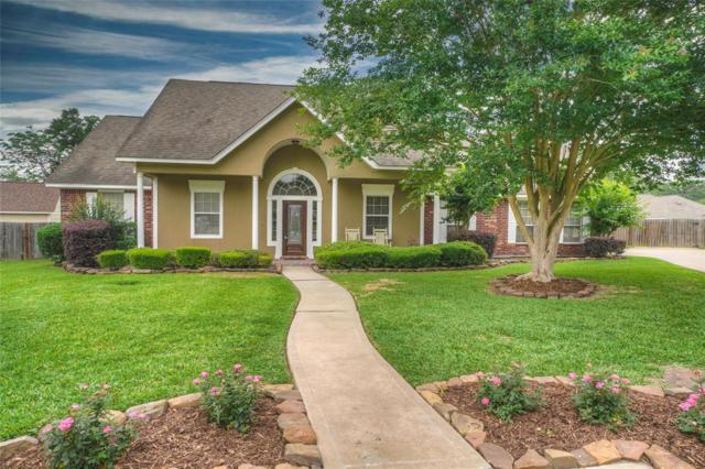 5338 Shady Cove Drive, Willis, TX 77318 (MLS #93853947) :: Texas Home Shop Realty