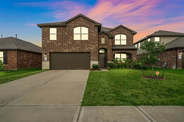 29326 Jarvis Bay Pass, Katy, TX 77494 (MLS #93857313) :: The Bly Team