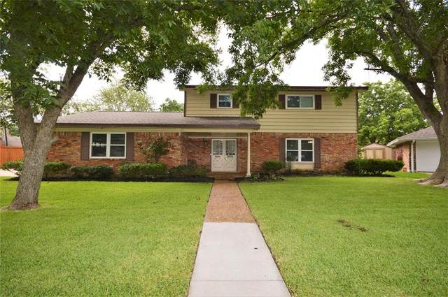 3404 Jacquelyn Drive, Pearland, TX 77581 (MLS #93862486) :: Green Residential