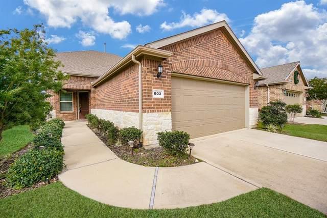 502 Saffron Plum Lane, Richmond, TX 77469 (MLS #9386786) :: Caskey Realty