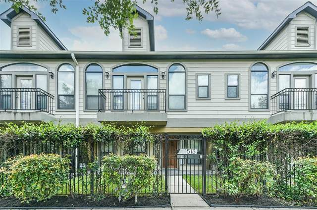 1513 Paige Street, Houston, TX 77003 (MLS #93868278) :: My BCS Home Real Estate Group