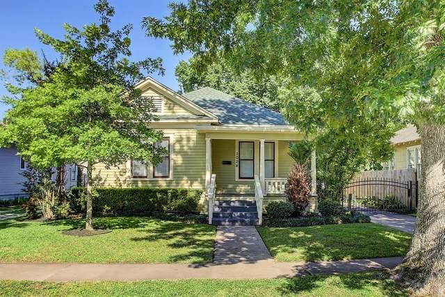 1024 Rutland Street, Houston, TX 77008 (MLS #93871305) :: Keller Williams Realty