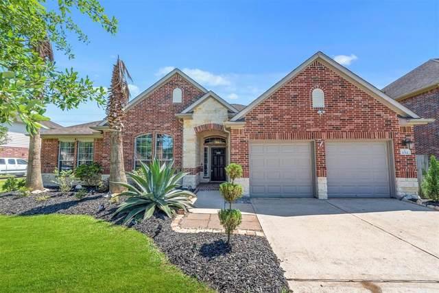 3014 Brahman Drive, Manvel, TX 77578 (MLS #93886666) :: Christy Buck Team