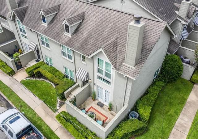 2212 Hopkins Street Street, Houston, TX 77006 (MLS #93905145) :: Homemax Properties