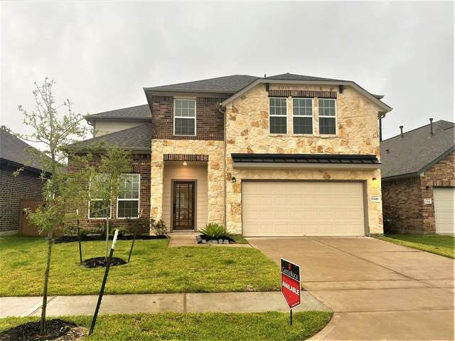 15446 Kirkdell Bend Drive, Humble, TX 77346 (MLS #93909772) :: The SOLD by George Team