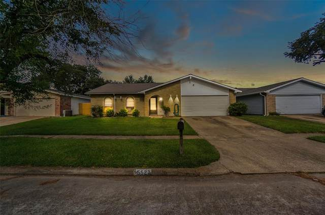 5527 Cairnleigh Drive, Houston, TX 77084 (MLS #93913015) :: The Home Branch