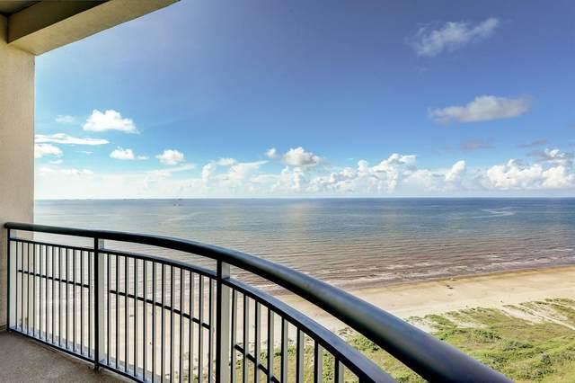 801 E Beach Drive Tw2508, Galveston, TX 77550 (MLS #93913825) :: Michele Harmon Team
