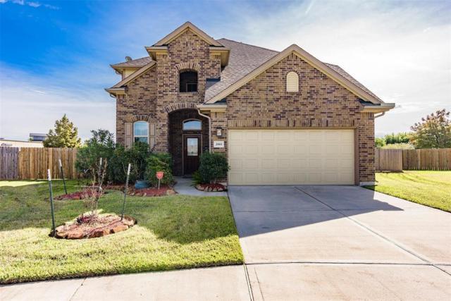 2861 Flower Creek Lane, Dickinson, TX 77539 (MLS #9391903) :: Connect Realty