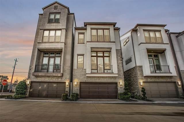 805 Algona Avenue, Houston, TX 77008 (MLS #93945362) :: The Sansone Group