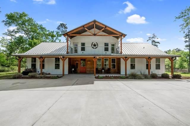 28668 Deer Run Street, Montgomery, TX 77356 (MLS #93948500) :: Caskey Realty