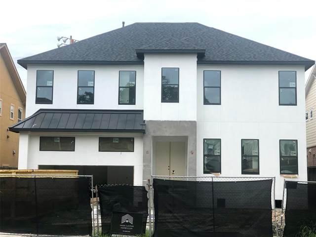 4604 Beech Street, Bellaire, TX 77401 (MLS #93962392) :: Parodi Group Real Estate