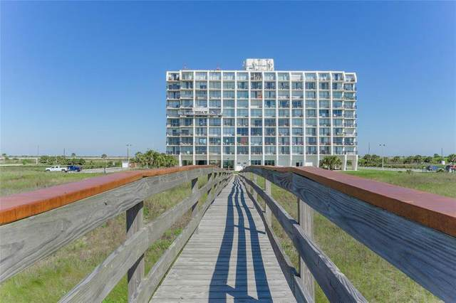 415 E Beach Drive #813, Galveston, TX 77550 (MLS #93967831) :: Lerner Realty Solutions