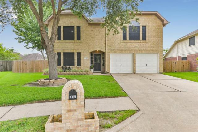 918 Chase Creek Circle, Bacliff, TX 77518 (MLS #9398200) :: Texas Home Shop Realty