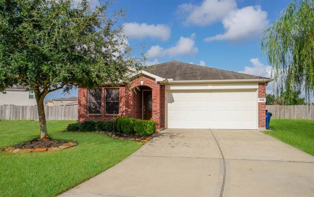 802 Crabapple Way, Rosenberg, TX 77471 (MLS #93982656) :: The Heyl Group at Keller Williams