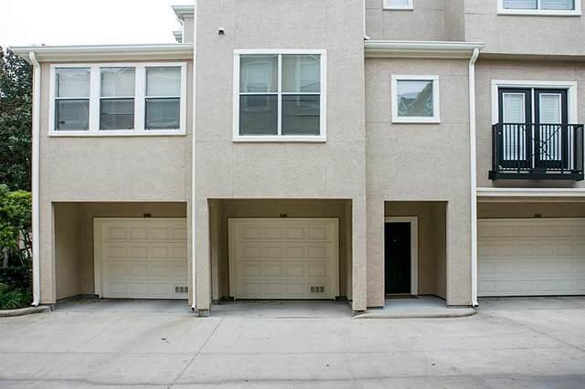 12707 Boheme Drive #1201, Houston, TX 77024 (MLS #93997212) :: All Cities USA Realty