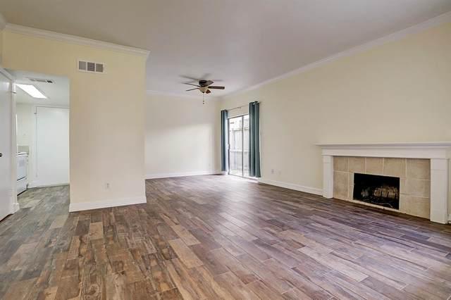 1920 Augusta Drive #21, Houston, TX 77057 (MLS #94004972) :: Ellison Real Estate Team