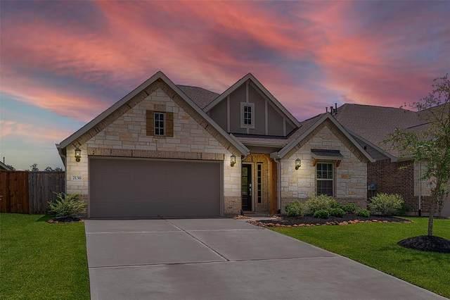 2136 Moss Creek Lane, Conroe, TX 77304 (#94013092) :: ORO Realty