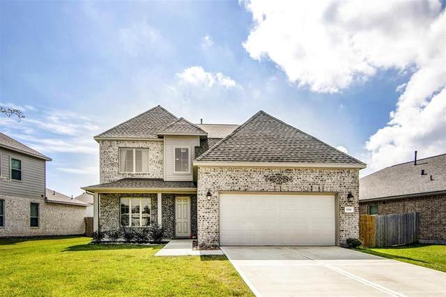 5314 W Bayou Maison Circle, Dickinson, TX 77539 (MLS #94021787) :: Texas Home Shop Realty