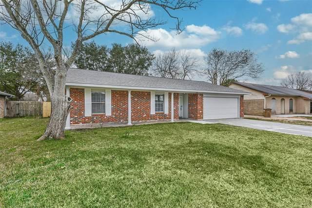 5513 Thornwood Circle, Dickinson, TX 77539 (MLS #94023981) :: The SOLD by George Team