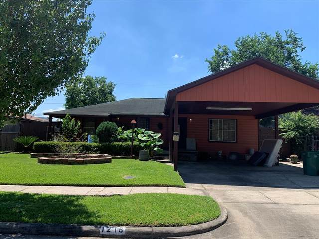 1218 Sunset Drive, Pasadena, TX 77506 (MLS #9402950) :: The SOLD by George Team