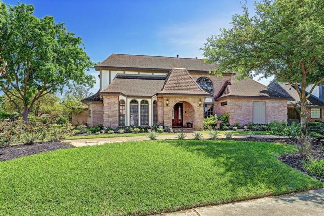 1403 W Brooklake Court, Houston, TX 77077 (MLS #94030384) :: The SOLD by George Team