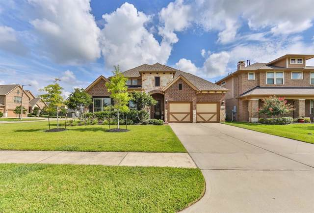 3051 Tradinghouse Creek Lane, League City, TX 77573 (MLS #94036158) :: The Bly Team