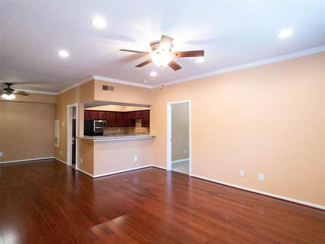 2255 Braeswood Park Drive #156, Houston, TX 77030 (MLS #94037839) :: NewHomePrograms.com LLC