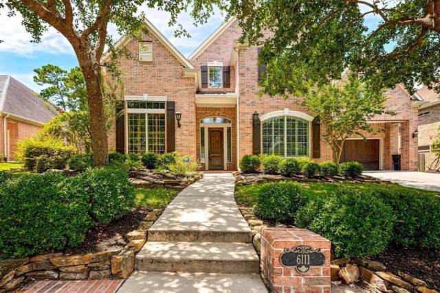 6111 Peachtree Hill Court, Kingwood, TX 77345 (MLS #94040269) :: The Parodi Team at Realty Associates
