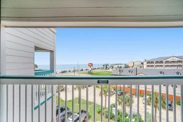 6102 Seawall Boulevard 360A, Galveston, TX 77551 (MLS #94045425) :: Texas Home Shop Realty