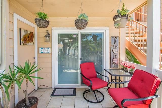 3506 Cove View Boulevard #109, Galveston, TX 77554 (MLS #94050230) :: Homemax Properties