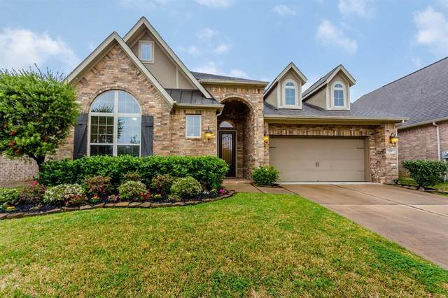 707 Victory Terrace Lane, Friendswood, TX 77546 (MLS #9405198) :: The Bly Team