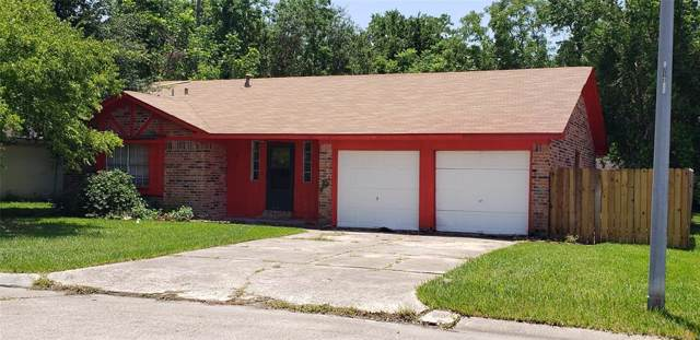 601 Northbend Drive, Baytown, TX 77521 (MLS #94054490) :: The Queen Team