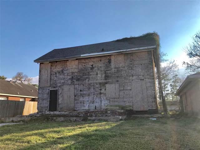 3354 Oakdale Street, Houston, TX 77004 (MLS #94059502) :: Texas Home Shop Realty