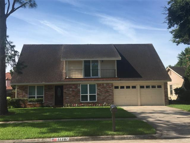 12207 Hoggard Drive, MEADOWS Place, TX 77477 (MLS #94086942) :: The Sold By Valdez Team