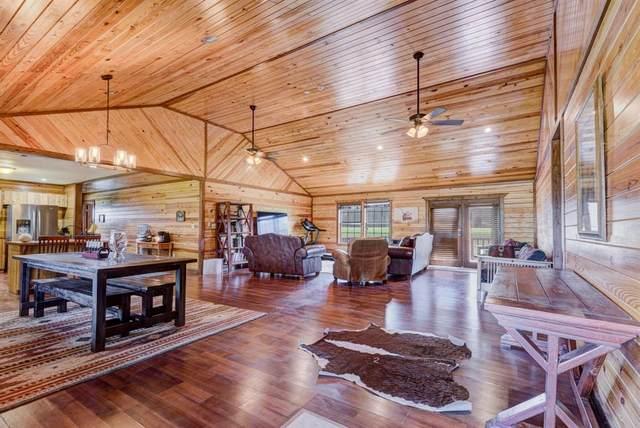 664 Old Phelps Road, Huntsville, TX 77340 (MLS #94090785) :: Ellison Real Estate Team