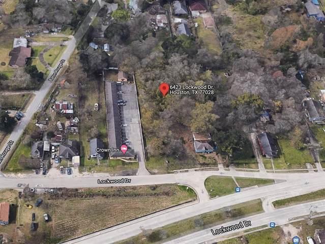 6423 Lockwood Drive, Houston, TX 77028 (MLS #94091805) :: Texas Home Shop Realty