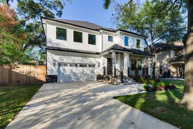 802 W 30th Street, Houston, TX 77018 (MLS #94092349) :: Lerner Realty Solutions