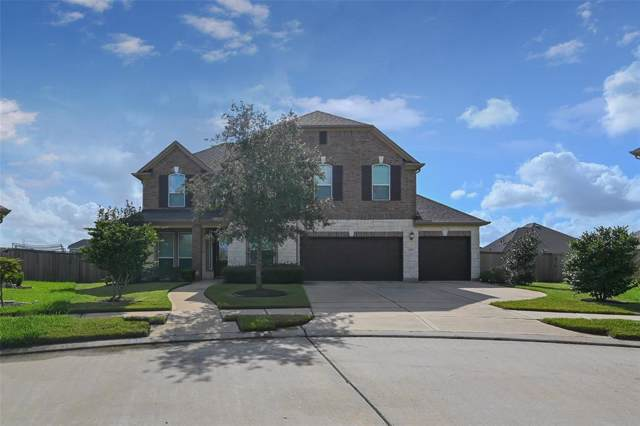 2010 Snow Pine Lane, Pearland, TX 77089 (MLS #94093356) :: The Queen Team