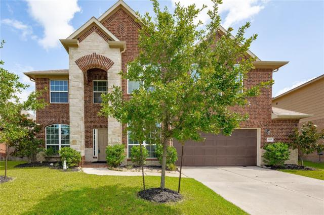 9535 Alabaster Oaks Lane, Humble, TX 77396 (MLS #94094754) :: The SOLD by George Team