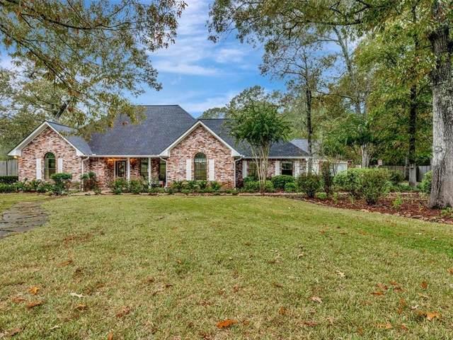 230 King Forest Drive, Lufkin, TX 75904 (MLS #94118173) :: Caskey Realty