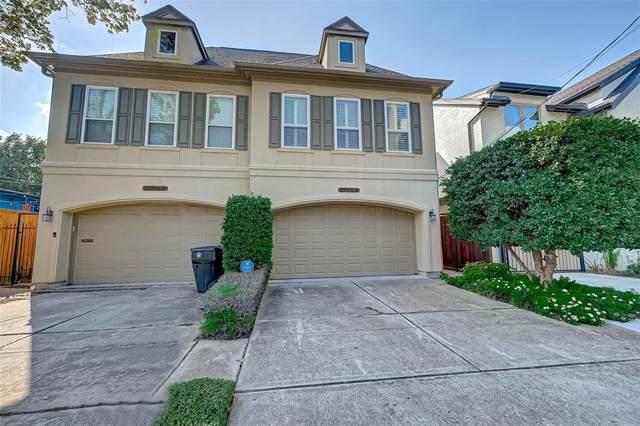 2504 Park Street B, Houston, TX 77019 (MLS #94123795) :: Texas Home Shop Realty