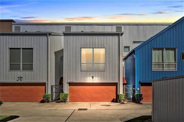 2605 Calumet Street #20, Houston, TX 77004 (MLS #9412845) :: The Parodi Team at Realty Associates