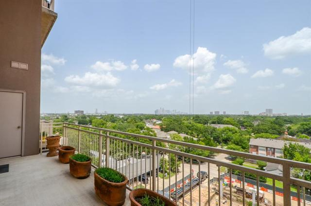 2520 Robinhood Street #808, Houston, TX 77005 (MLS #94133496) :: The Collective Realty Group