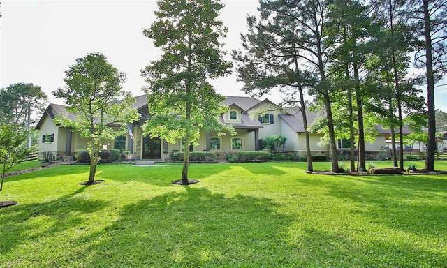 36423 Quiet Forest, Magnolia, TX 77355 (MLS #94140099) :: Giorgi Real Estate Group