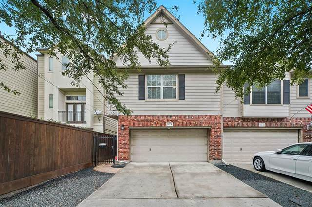 5422 Petty Street B, Houston, TX 77007 (MLS #94147715) :: Keller Williams Realty