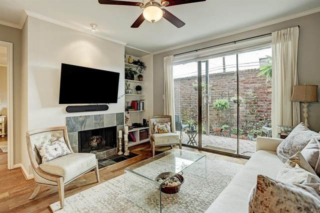2829 Timmons Lane #101, Houston, TX 77027 (MLS #9416207) :: Green Residential
