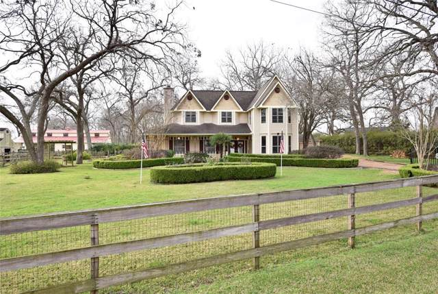 5602 Cherry Ridge Road, Richmond, TX 77406 (MLS #94167867) :: The Sansone Group